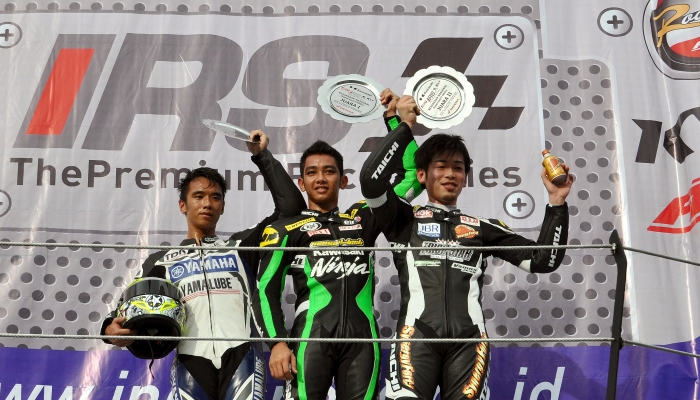 Kampiun IRS SuperSport 2013 Pake CDI Rextor