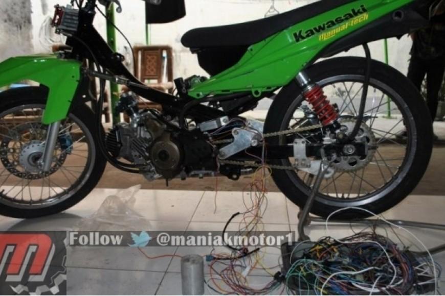 IndoPrix 2014: Awas Kawasaki Edge IP125 Injeksi, Karya Ibnu Sambodo