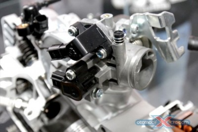 Serial Fuel Injection dan ECU (2) Fuel Injection Adalah Teknologi Pintar Yang Gampang Perawatan
