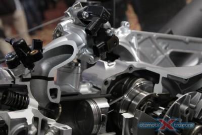 Serial Fuel Injection dan ECU (1)  Fuel Injection : Teknologi Dengan Asupan Gas Bakar Yang Pas, Tenaga Pun Maksimal